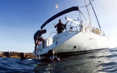 Vida a bordo: Ibiza y Formentera | Día 1: De Denia a Formentera